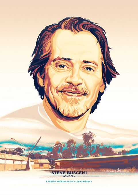 Portrait of Steve Buscemi