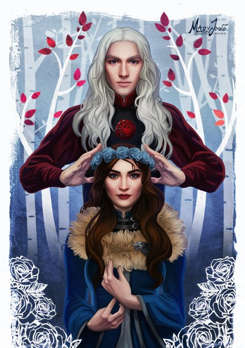 Lyanna and Rhaegar