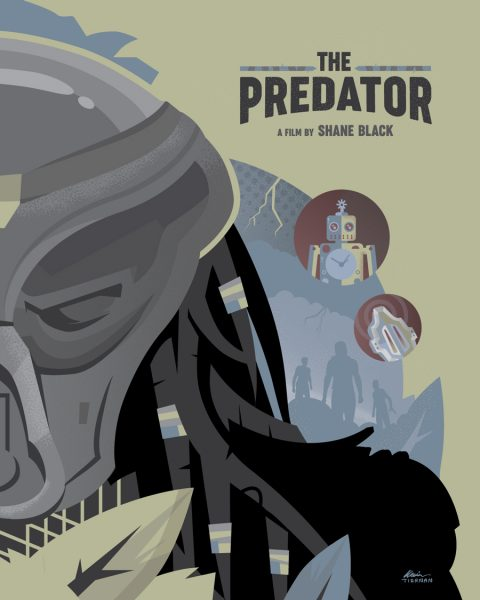 The Predator – Variant