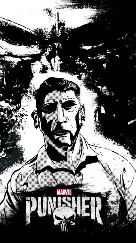Netflix Punisher (Jon BernthalJ)