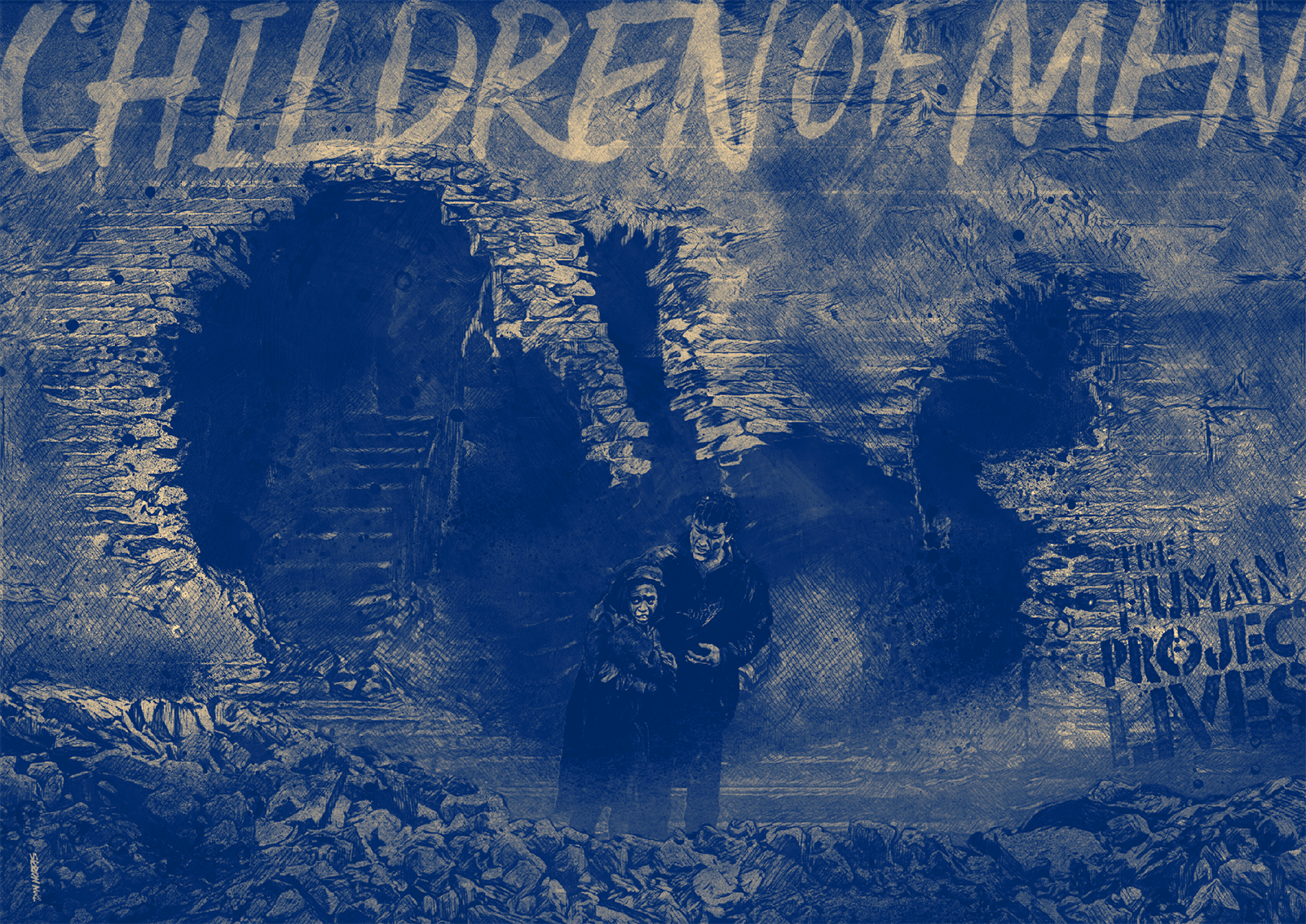 Children of Men - PosterSpy