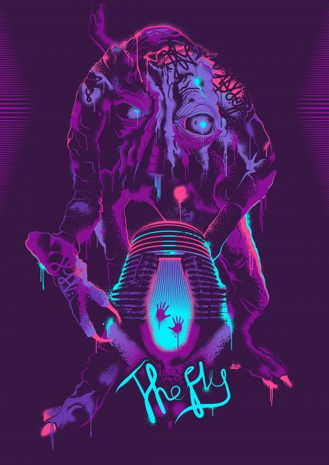 The Fly – Digital Fusion V2