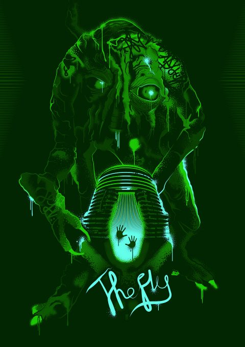 The Fly – Digital Fusion V1