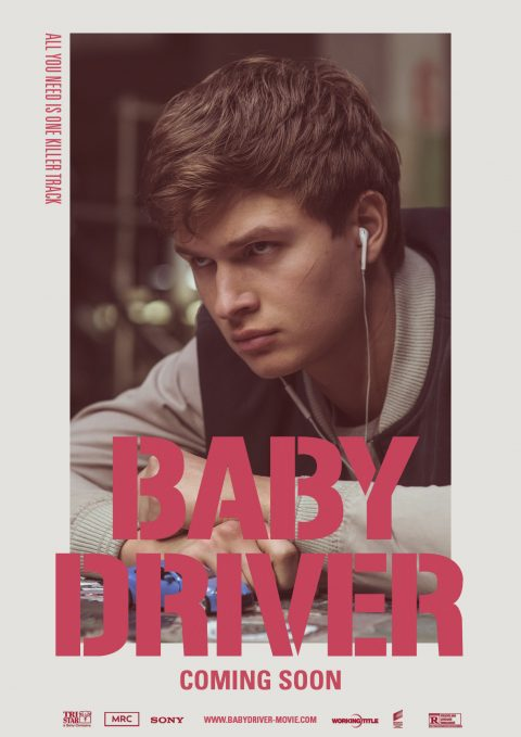 Baby Driver Poster character nº1