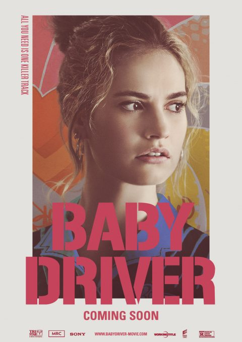 Baby Driver Poster character nº2
