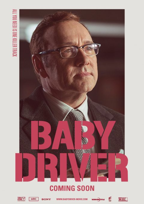 Baby Driver Poster character nº3