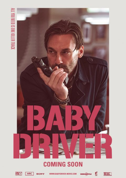 Baby Driver Poster character nº5