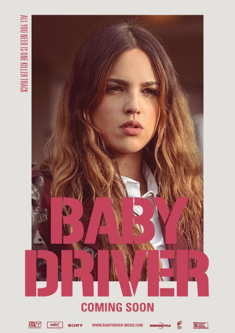 Baby Driver Poster character nº6