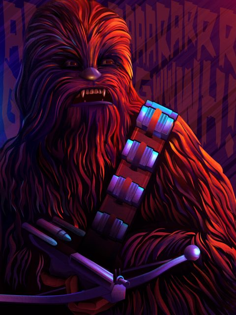 """The Wookie"""