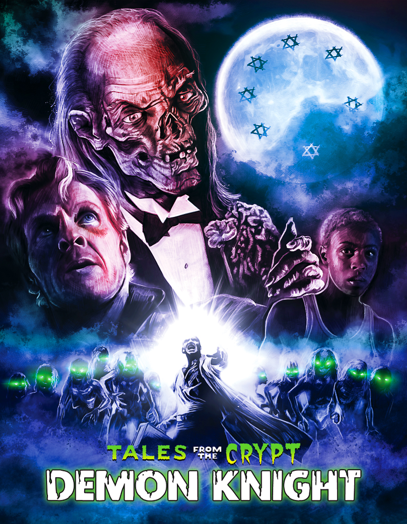 Tales From The Crypt Demon Knight Posterspy