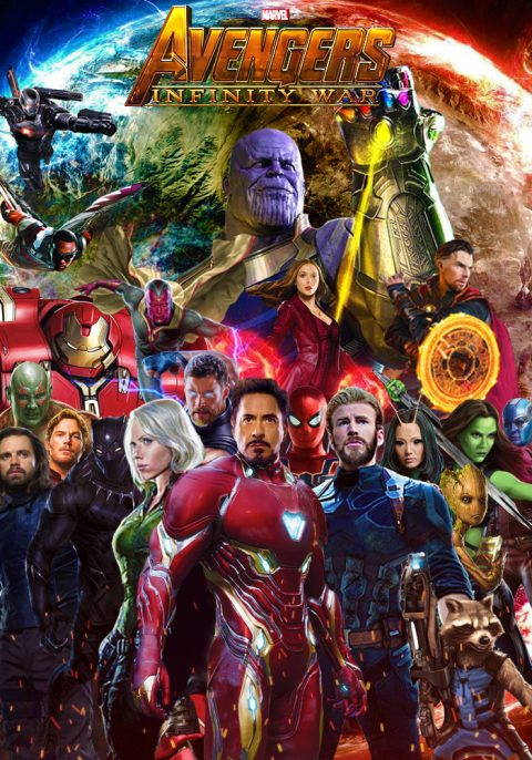 Avengers: Infinity War (revised)