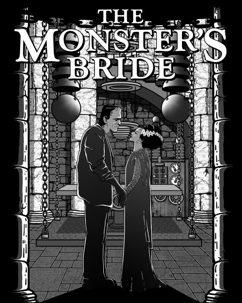 The monster's bride.