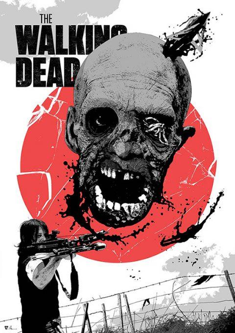 The Walking Dead (Daryl Dixon version)