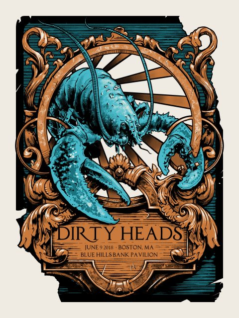 Dirty Heads – Boston