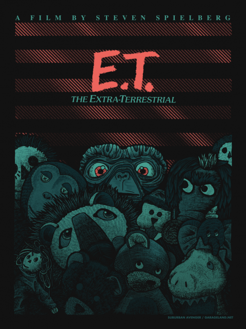 E.T. – The Extra Terrestrial