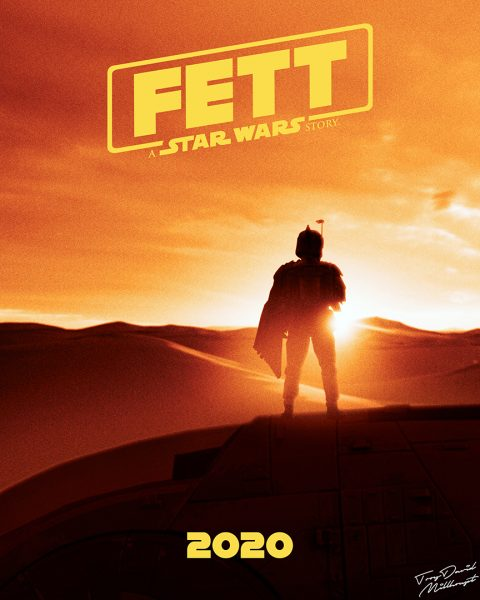 Fett A Star Wars Story