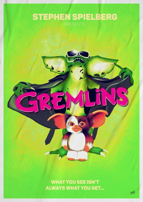 Gremlins Artwork