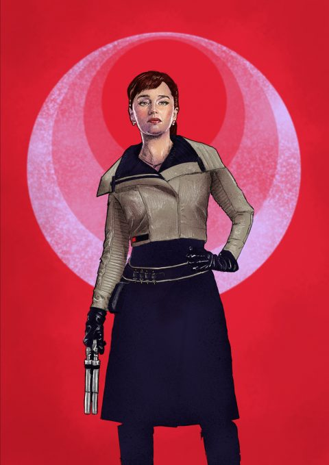 Qi'ra – Solo: A Star Wars Story