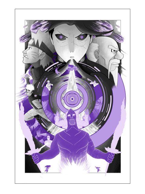 Work in Progress (WIP) Naruto Poster