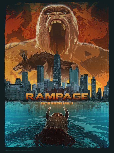RAMPAGE.