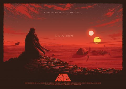 Star Wars – A New Hope