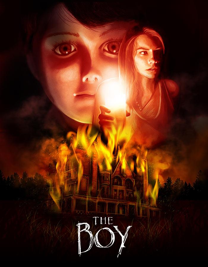 The Boy - Variant - PosterSpy