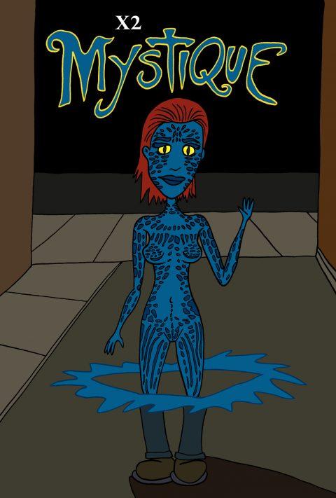 X2: MYSTIQUE