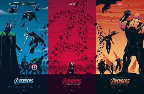 AVENGERS Trilogy