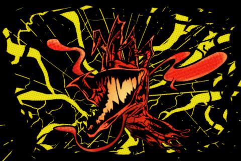 Santa Cruz X Marvel's Carnage