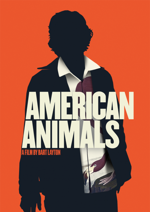 Alternative poster for American Animals film