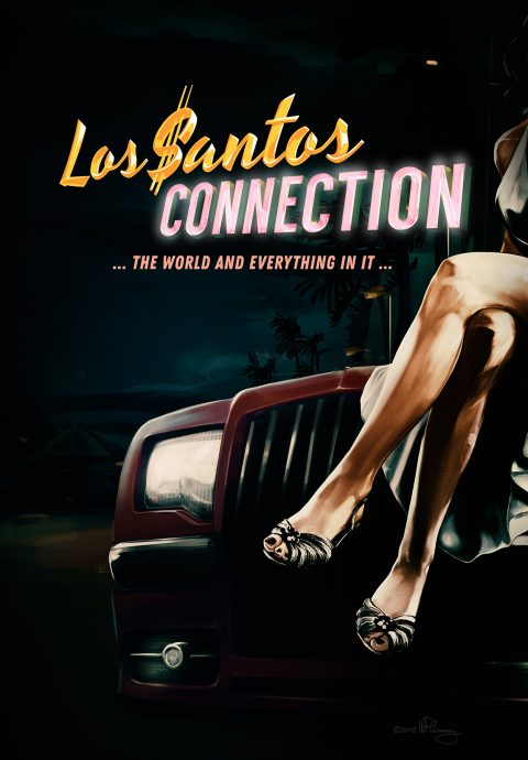 Los Santos Connection – the world and everything in it