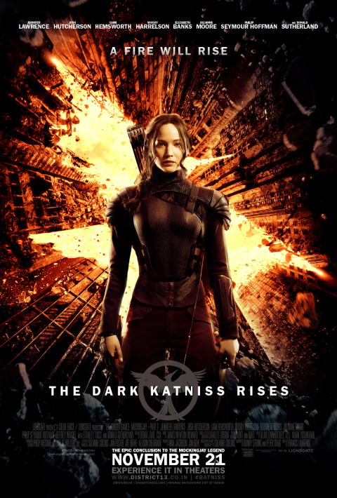 'Batniss' – The Hunger Games/The Dark Knight Mashups