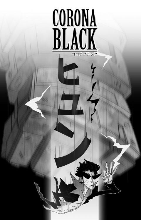 Corona Black – indie game
