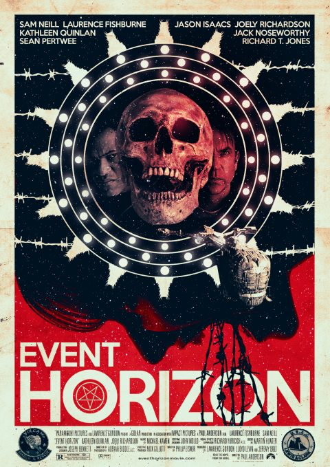 Event Horizon Alternative Poster