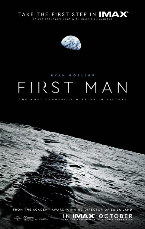 First Man – IMAX Teaser