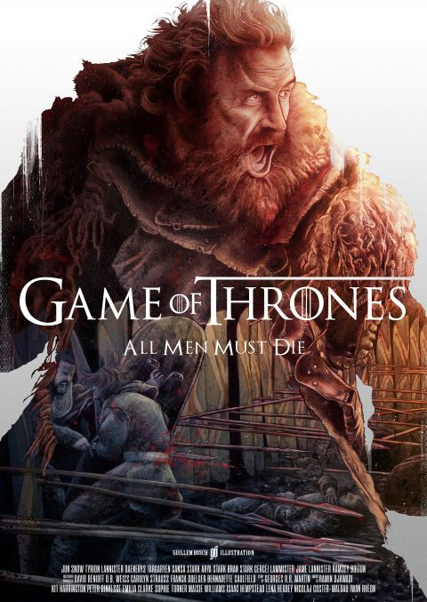 Game of Thrones – All men must die