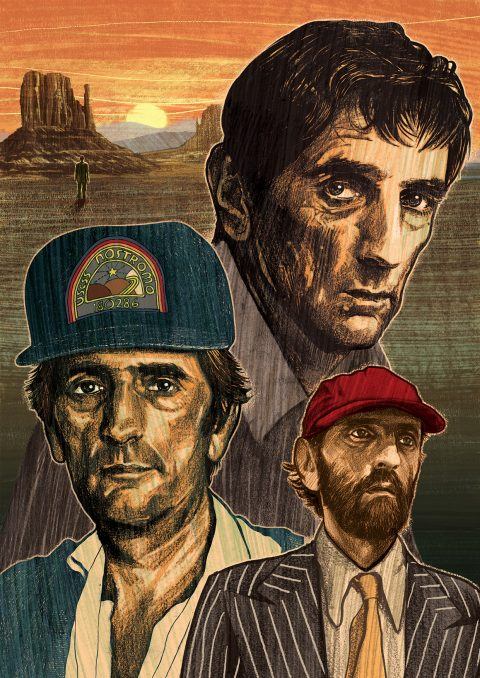 Harry Dean Stanton – Hollywood's Lonely Soul