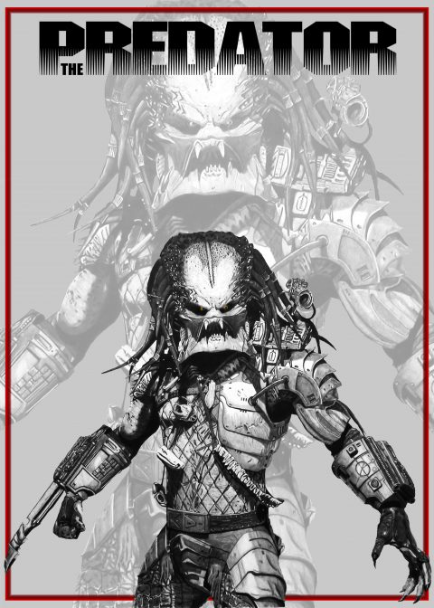THE PREDATOR – Firts version