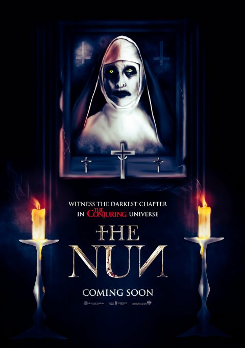Talent House Alternative Movie Poster The Nun