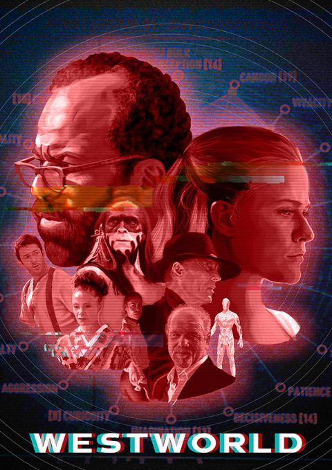 Westworld Season 2 Alternative Poster