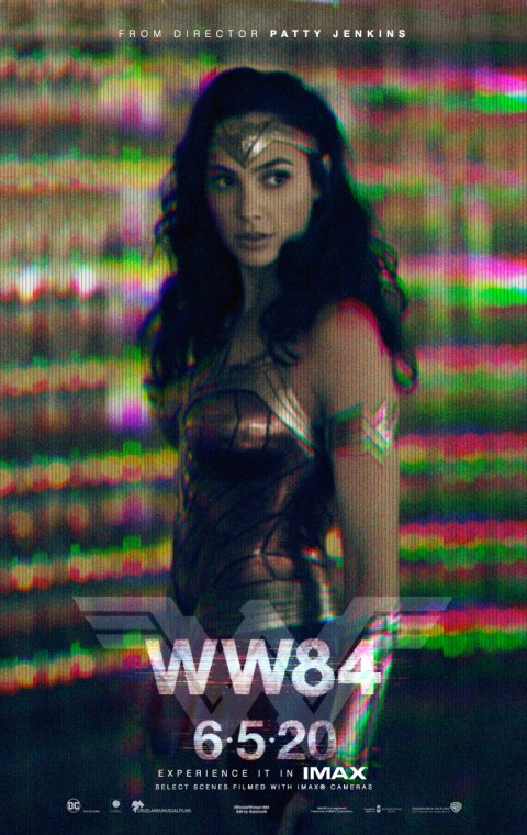 Wonder Woman 1984 – Teasers