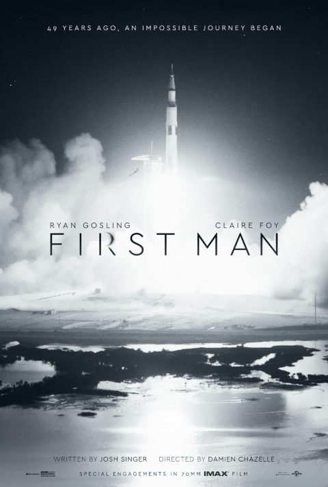 First Man – Apollo 11 49th Anniversary Teaser
