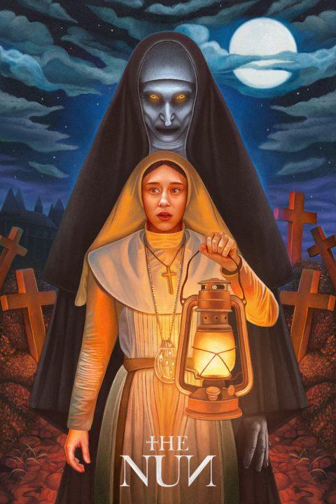 'The Nun' Alternative Poster