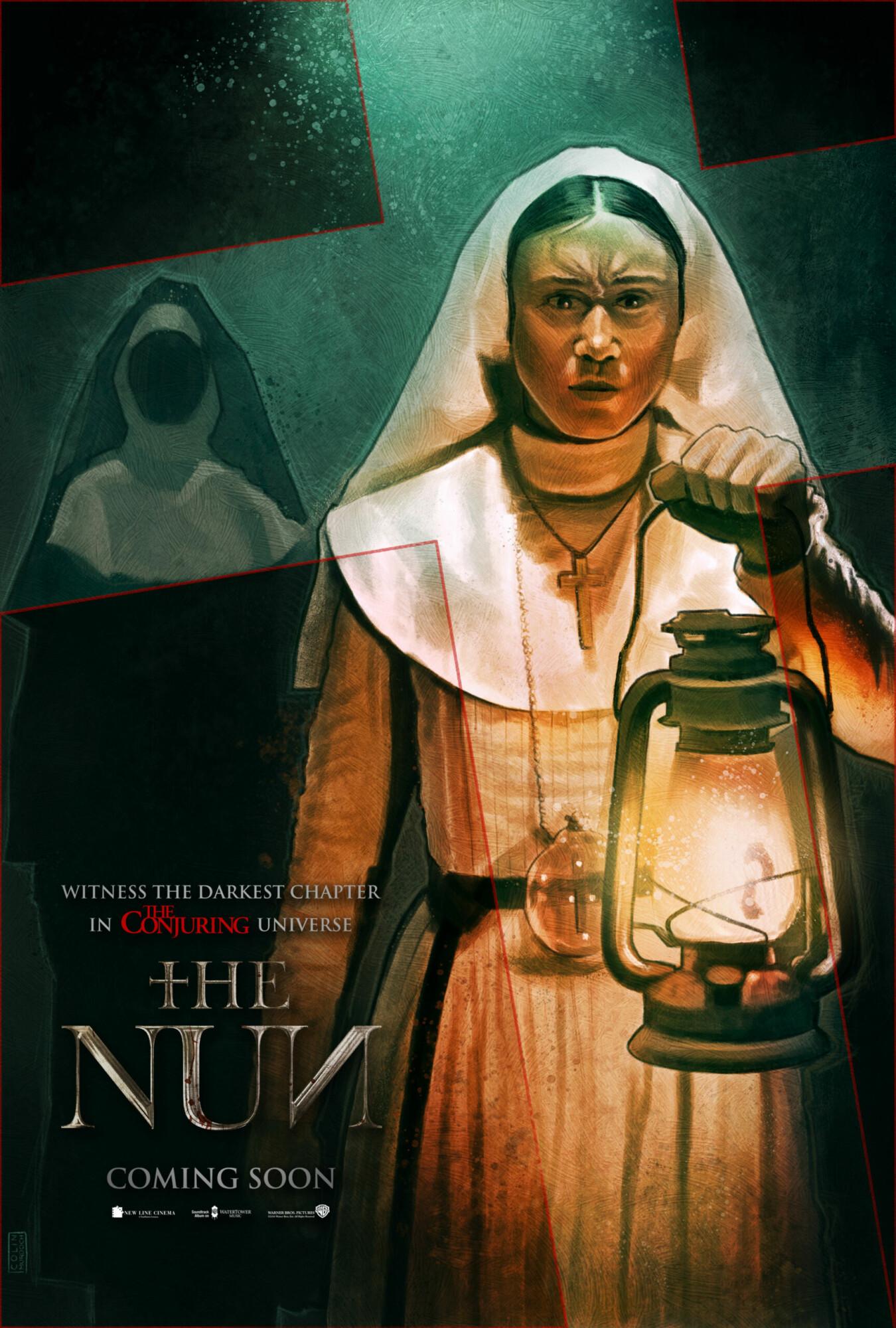 The Nun 2018 Poster Blackkklansman Full Movie Online Free