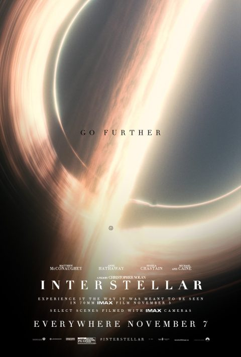 Interstellar – Gargantua IMAX One-Sheet