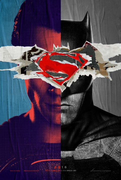 Batman v Superman: Dawn of Justice – Combined Teaser