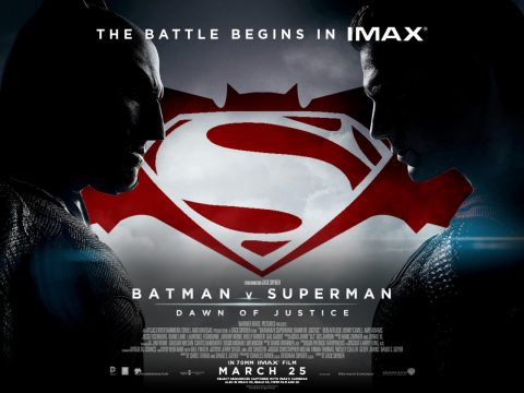 Batman v Superman: Dawn of Justice – IMAX Quad