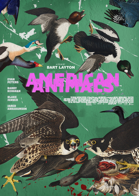 AMERICAN ANIMALS – by James Roblin