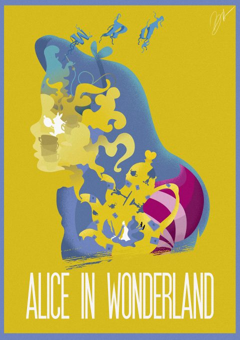 Many Faces of Cinema – Alice In Wonderland