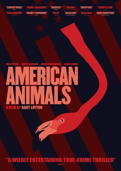 American Animals Alternative Poster